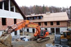 Karmelici budują Dom Pielgrzyma