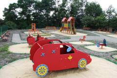 Nowe place zabaw w gminie