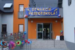 Przedszkole w Tenczynku otwarte, 2009