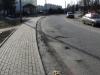 Remont na Długiej w Krzeszowicach