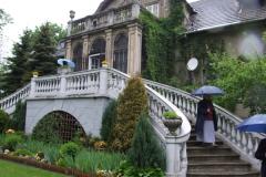 Willa otwarta dla zwiedzających