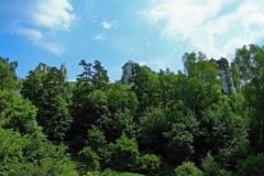 Zamek w Rudnie, 2008