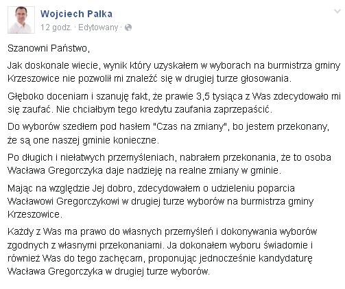 wojciech_palka_poparcie