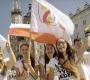 ŚDM. Pierwsi pielgrzymi są już w Krzeszowicach