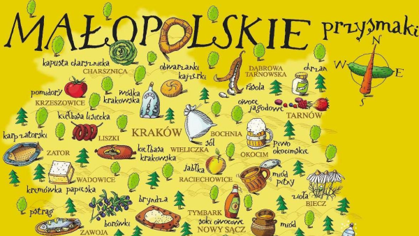 Małopolski Festiwal Smaku już we wrześniu dotrze do Krzeszowic