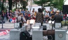 Kończy się cykl letnich koncertów. W piątek ostatnie spotkanie przy fontannie