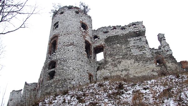 baszta_dorotka_zamek_tenczyn