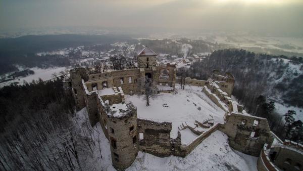 Zamek z półmilionową dotacją na kolejny etap prac konserwatorskich